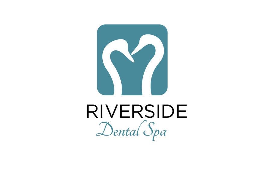 Penyertaan Peraduan #                                        76                                      untuk                                         Logo Design for Riverside Dental Spa