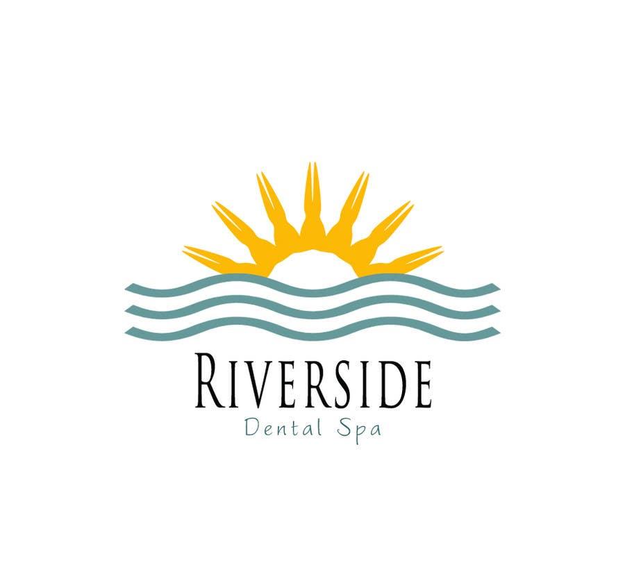 Penyertaan Peraduan #                                        90                                      untuk                                         Logo Design for Riverside Dental Spa