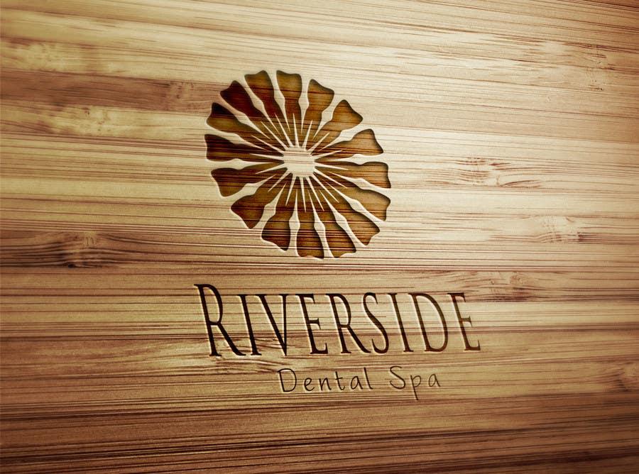 Penyertaan Peraduan #                                        68                                      untuk                                         Logo Design for Riverside Dental Spa