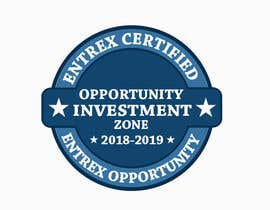 """#7 for Logo for:  """"Entrex Certified* Opportunity Zone Investment"""" by oxen09"""