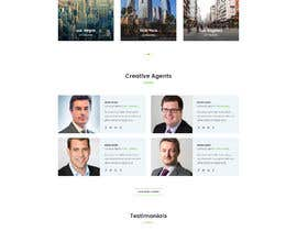 #10 for Real estate company name and website design by dreamplaner