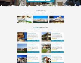 Nro 30 kilpailuun Real estate company name and website design käyttäjältä SimranChandok
