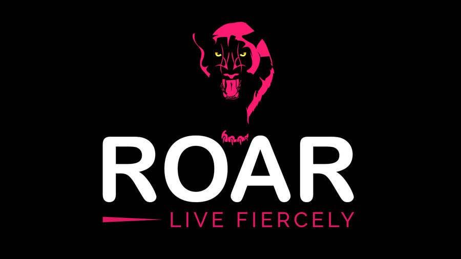 Inscrição nº 154 do Concurso para ROAR - Girl power logo!