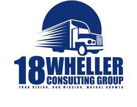 Nro 11 kilpailuun Design a Logo for a Trucking Consulting Company käyttäjältä AvishekM