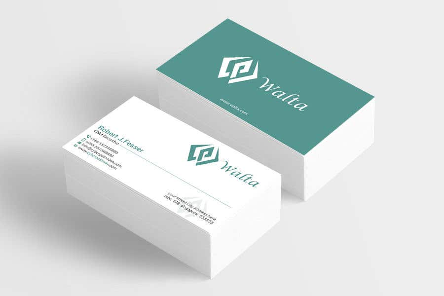 Contest Entry #141 for Design a Logo and a Business Card