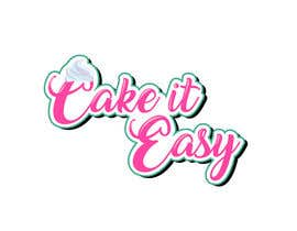 #36 for Cake it Easy - LOGO DESIGN CONTEST!! af GisvellTVteznik