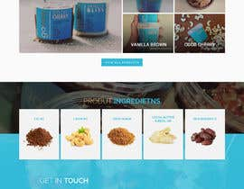 #12 for Re-design already existing simple WIX website by saidesigner87