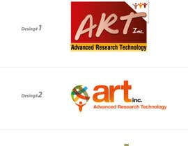 #131 para Logo Design for Advanced Research Technology por tritone