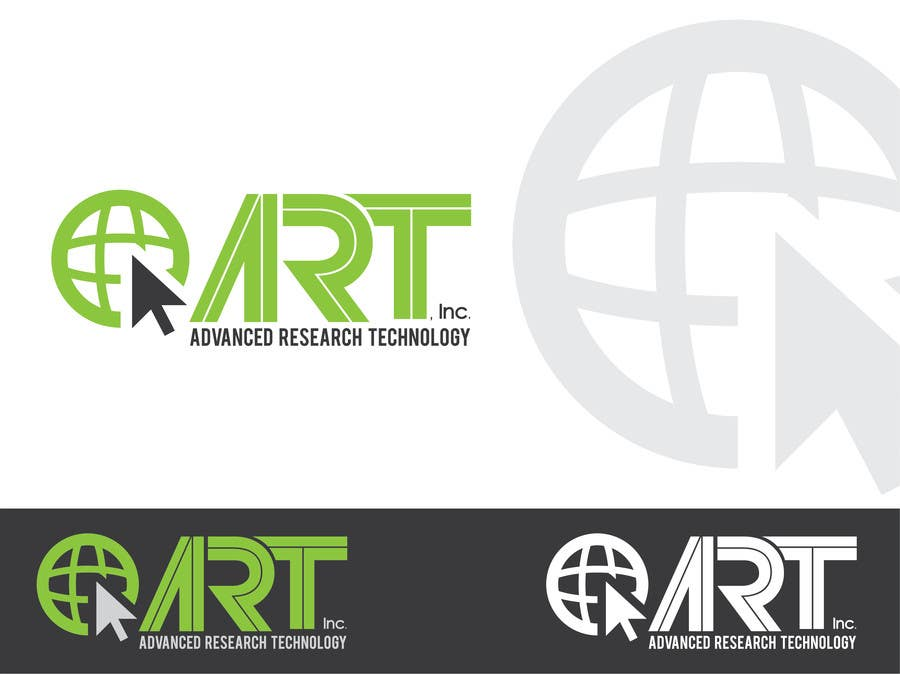 Contest Entry #                                        287                                      for                                         Logo Design for Advanced Research Technology