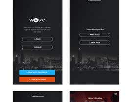 #43 for Android graphic logo and User interface design work by Winner008