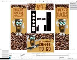 #183 for COFFEE MACHINE ARTWORK MODERN af eling88