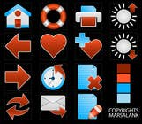 Proposition n° 15 du concours Graphic Design pour Icon or Button Design for I4 Web Browser Icons