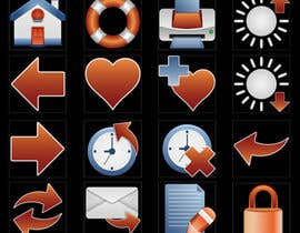 #26 for Icon or Button Design for I4 Web Browser Icons af marsalank