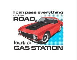 #3 for I Can Pass Everything But A Gas Station Tee Shirt by naythontio