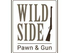 """#21 for Need a Logo for a business - """"Wild Side Pawn and Gun"""" by newlancer71"""