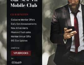 """#10 , Website VIP """"text club"""" banner design 来自 fauzifau"""