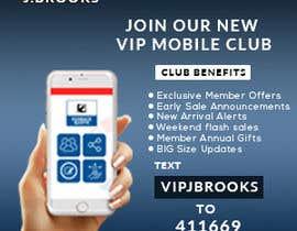 "#11 , Website VIP ""text club"" banner design 来自 fuzayelahmedfuad"