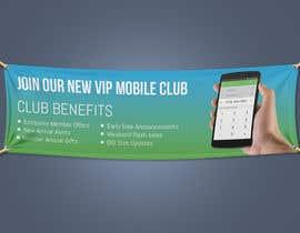 "#7 , Website VIP ""text club"" banner design 来自 Prohalla"