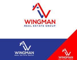 """#177 pentru Logo Design for """"Real Estate Wingman"""" de către RupokMajumder"""