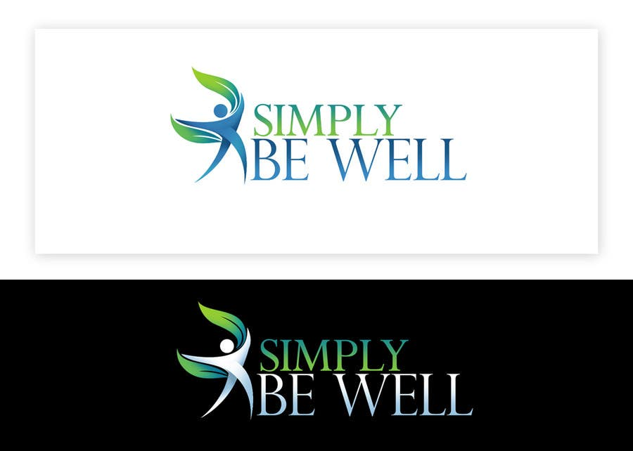 "Inscrição nº 76 do Concurso para Logo Design for Corporate Wellness Business called ""Simply Be Well"""