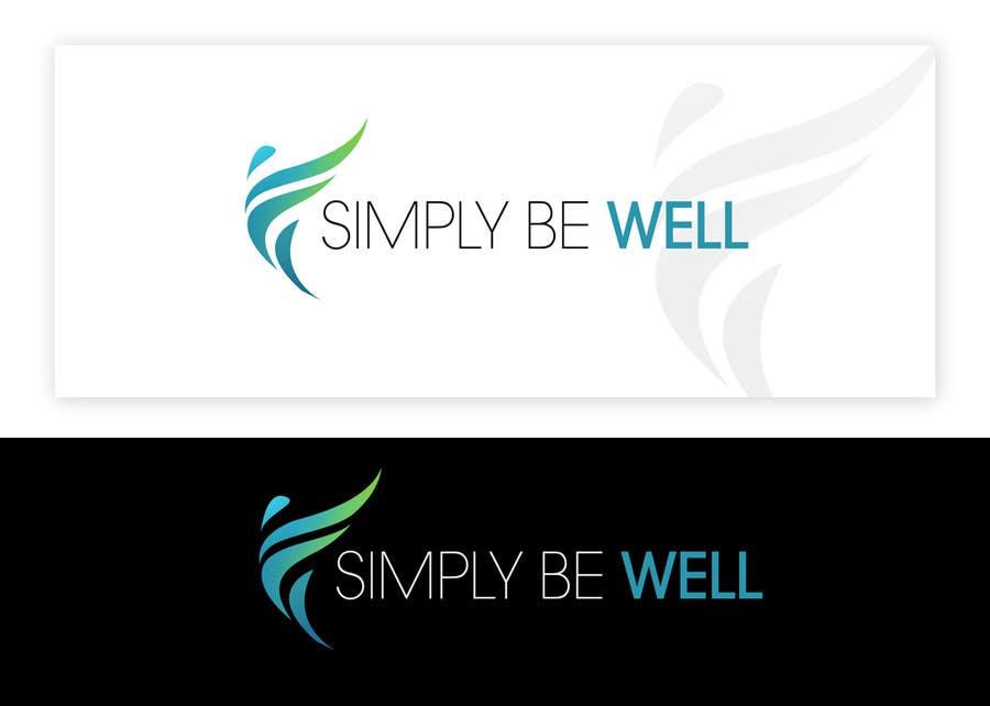 """Inscrição nº 55 do Concurso para Logo Design for Corporate Wellness Business called """"Simply Be Well"""""""