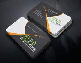 Nro 674 kilpailuun Design some Business Cards käyttäjältä limamallik