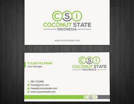 Nro 672 kilpailuun Design some Business Cards käyttäjältä sabbir2018