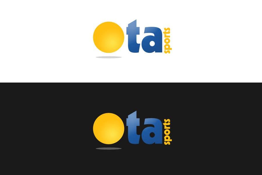 Contest Entry #                                        7                                      for                                         Graphic Design for Ota Sportz