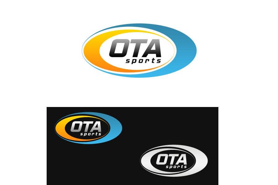Конкурсная заявка №15 для Graphic Design for Ota Sportz