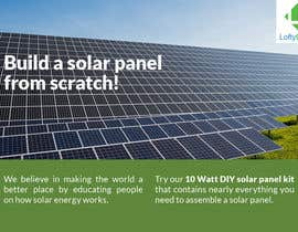 #14 para Design an Advertisement for Lofty Energy por Mishka2013