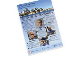 #20 for Develop Factsheet Template af rokon1506