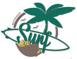 #27 para Logo for a beachfront restaurant de sherlyaponte
