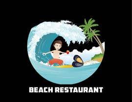 #25 para Logo for a beachfront restaurant de emdadullahrayha9