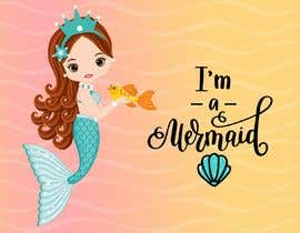 #7 para Mermaid for children's party theme, commercial use de rklac
