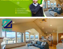#9 for design a logo and facebook cover photo for a real estate agent in Dubai by stylomj