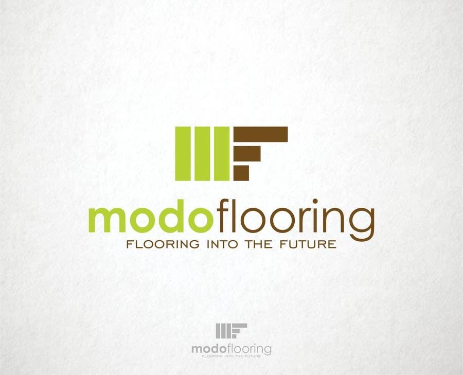 Modo flooring logo design freelancer for Floor and decor logo