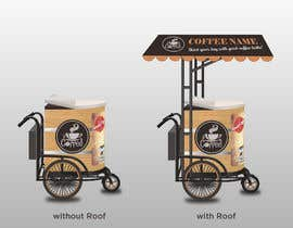 #24 for Hot beverage / food cart professional design by ericzgalang
