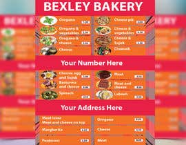 #2 for Food Menu Flyer & Business Card by Hossain150