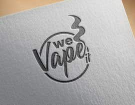 #138 , Design a Logo for online Vape store 来自 mehedihasan4