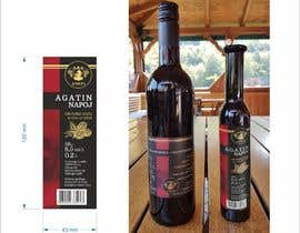 #44 pёr Design a label for Blackberry wine nga romanpetsa