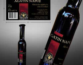 #48 pёr Design a label for Blackberry wine nga ntmai