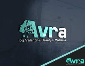 "#194 for Logo for ""Avra by Valentina Beauty & Wellness"" salon by rheez14"