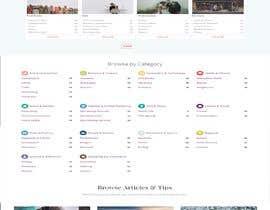 #9 for Create a Minimalist Yet Aesthetically Pleasing WordPress Theme by hamzaajmalrana