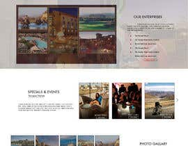 #37 for New and Unique Website Design by OLINO1
