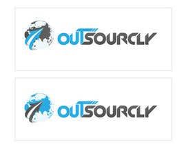 KreativeAgency tarafından Logo Design for Outsourcly için no 400