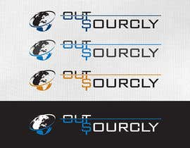 #156 for Logo Design for Outsourcly by IIDoberManII