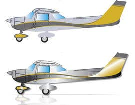 #25 for Design a paint scheme for my aircraft af omaralmohamad