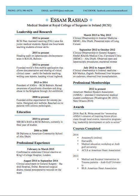 design a resume cv template freelancer