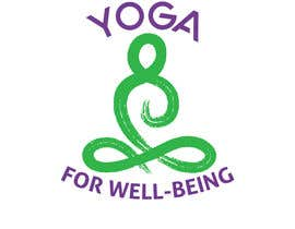 #253 para Yoga for well being Logo Design por gopkselv19