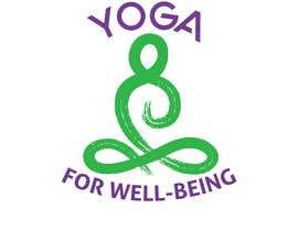 nº 253 pour Yoga for well being Logo Design par gopkselv19